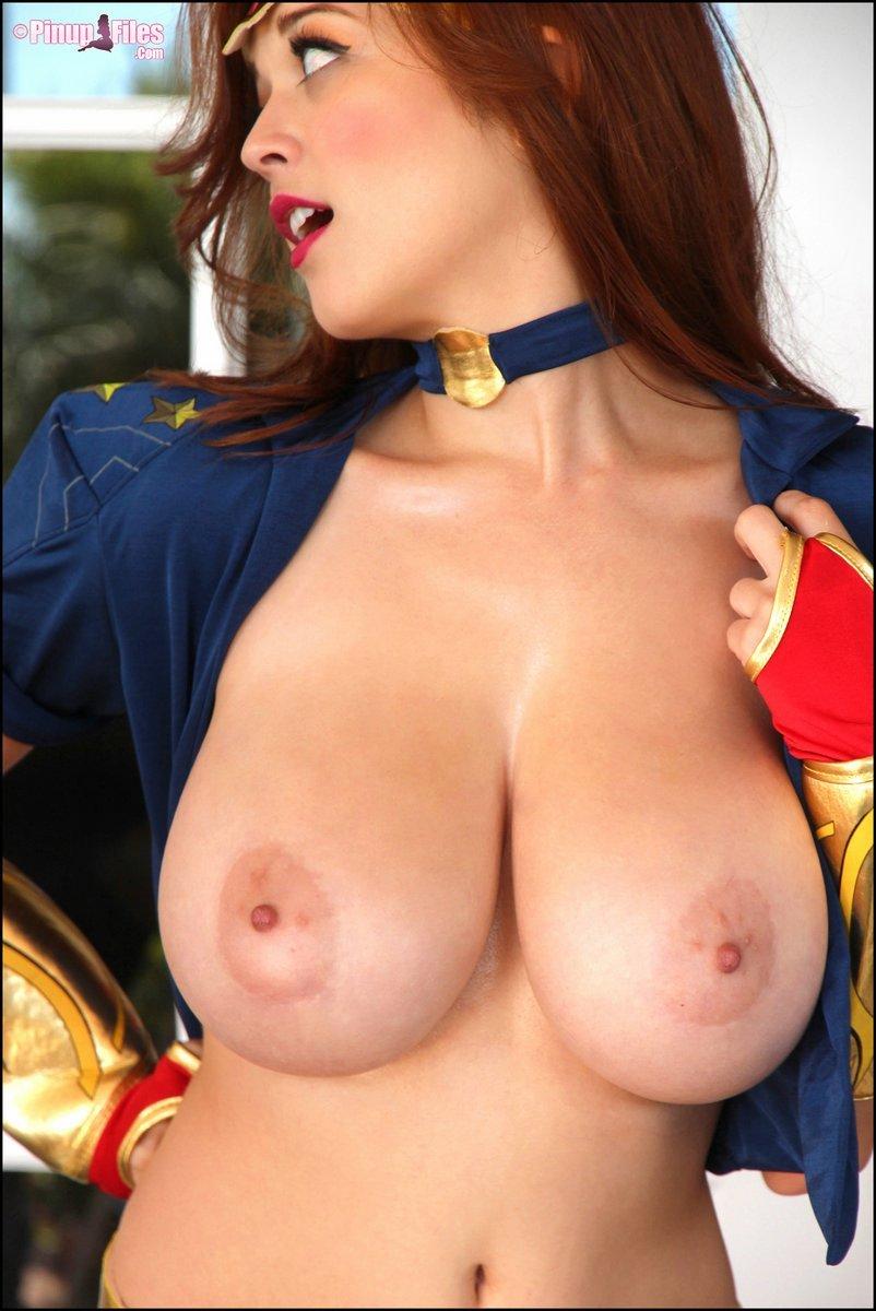 Tessa fowler cosplay nude