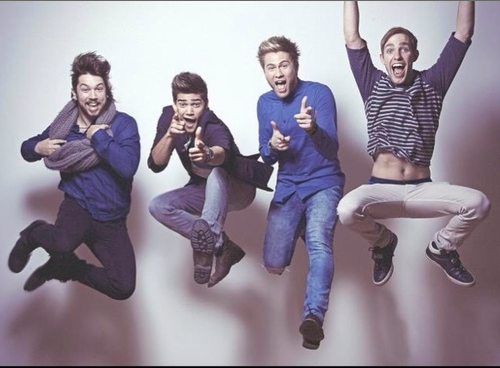 This is my favorite photo shoot picture of the boys <3 they are so perfect!