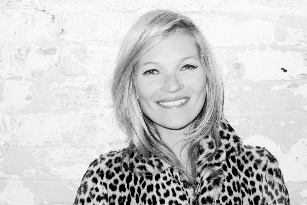 terrysdiary:  Kate Moss at my studio #5