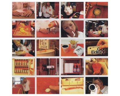 all about kate by tom sachs, w magazine september 2003
