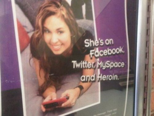 Drug Ad Escalates Quickly But it's just, like, SO addictive!