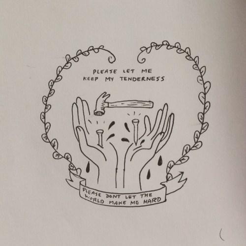 Sketchbook prayers Barton street east hamont important artists on tumblr visual diary