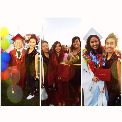 So proud of them! Congrats again @noah_vu @oohlinhxx #monglanh #classof2013 🎓🎉🎓🎉🎓🎉🎓🎉