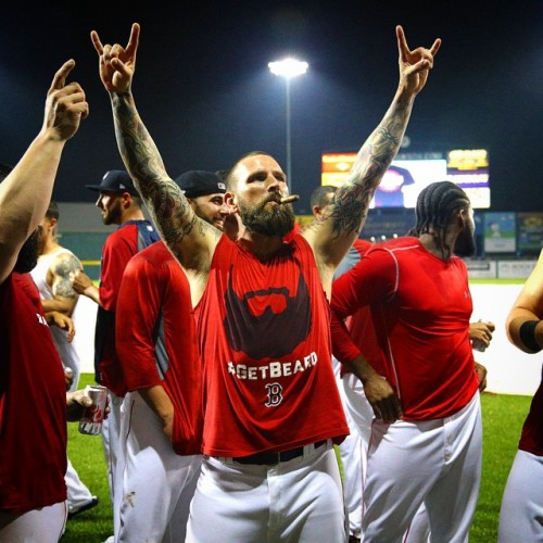 PawSox Clinched  the I.L. Wild Card!! by @pawsox http://bit.ly/1r2gcyP