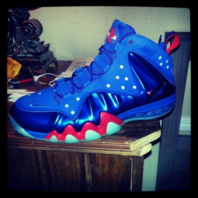 New cop this week my Barkley Posites! #sneakerheads #sneakerporn #shoegame