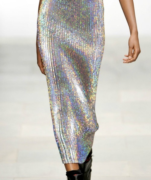 for the record: i'm still searching for a silver sequin long skirt.