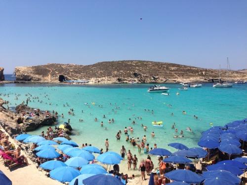 ifeeeshtravels:  Blue Lagoon, Malta