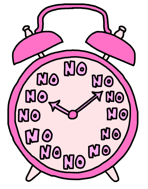 Would you look at the time