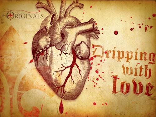 Happy Valentine's Day from The Originals!