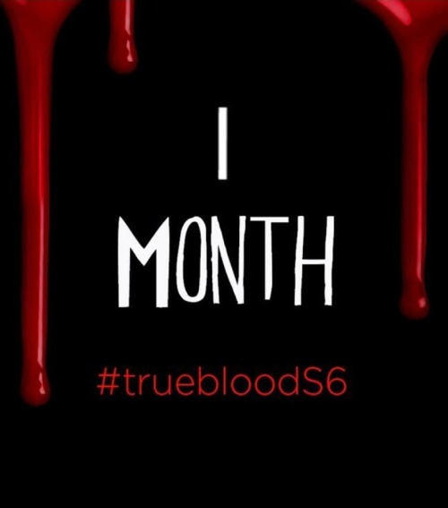 imhereforsookie:  ericandsookielovers:  There is EXACTLY one more month to go!  yeah!!!!