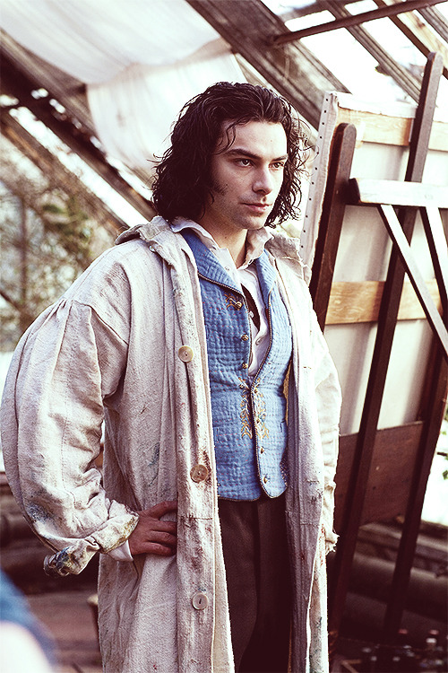 100 Pictures of Aidan Turner ♠ → [46/100]