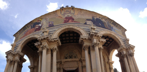 Church at Gethsemane