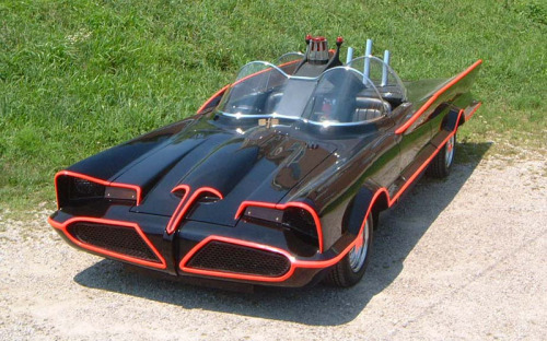Holy S*#t Batman. George Barris just sold the Batmobile at Barrett Jackson auction for 4.2 million dollars….don't forget the buyer and seller fees.