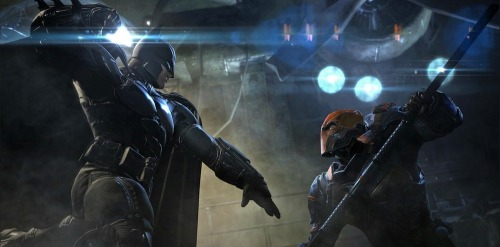 geek-ramblings:  Batman: Arkham Origins 5 Minute Trailer.