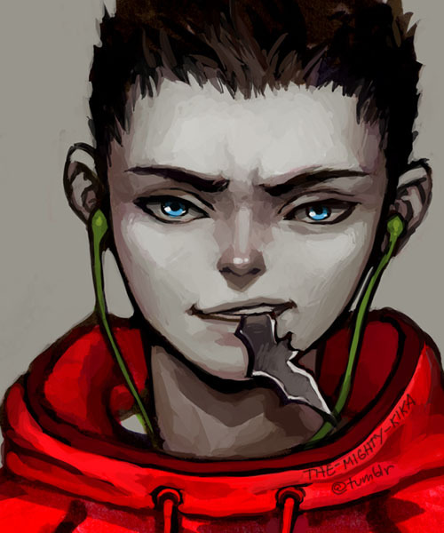 the-mighty-kika:  Damian wip