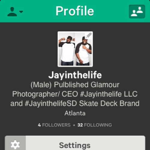 Follow me on Vine! @Jayinthelife
