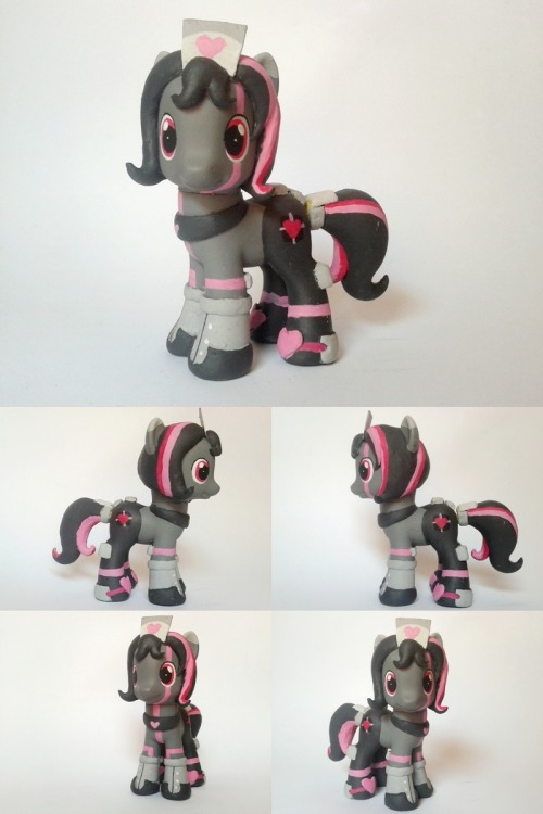 COMpony G4 Custom Pony by *Oak23