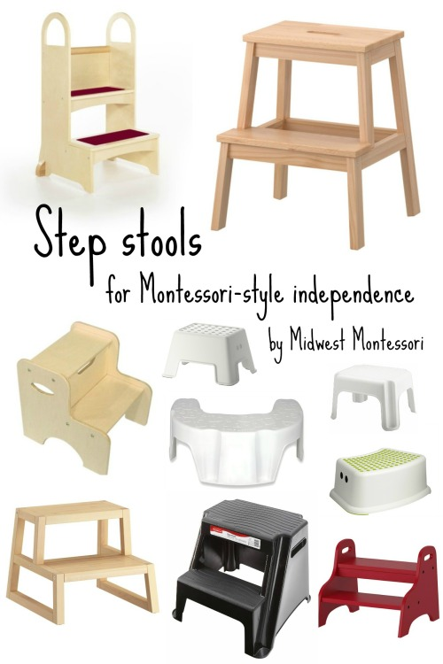 Stools. image. Guidecraft High Rise Step ...  sc 1 st  Midwest Montessori - Tumblr & Midwest Montessori u2014 Step stools for a Montessori home islam-shia.org