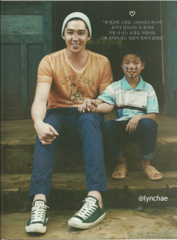 Kangin for Instyle magazinecr: lynchae