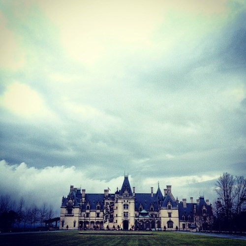 Early morning at the Biltmore