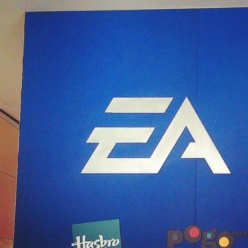 Never been to a video game company before. #ea #electronicarts