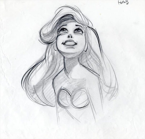diehard-disney:  I have an obsession with this single drawing by Glen Keane - Taylor
