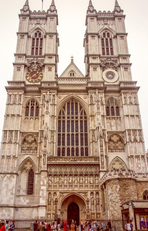 lapetitecamera:  Westminster Abbey, London.