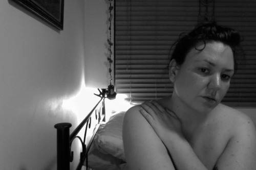 File under: tired portraits when it is 31°C (88F) in the house at 11pm and the air is filled with bush fire smoke (not close). Too hot to grieve properly, too hot to be loved, too hot to sleep, too hot to know where I want to go if I leave. Too hot to have long hair, pin it up and fantasise about shaving it off. Stray ringlet and eyes drawn into dark circles.