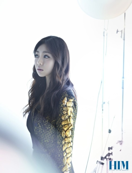 "super5ladies:  [Photoshoot] Ladies' Code for ""HIM"" Magazine - Rise"