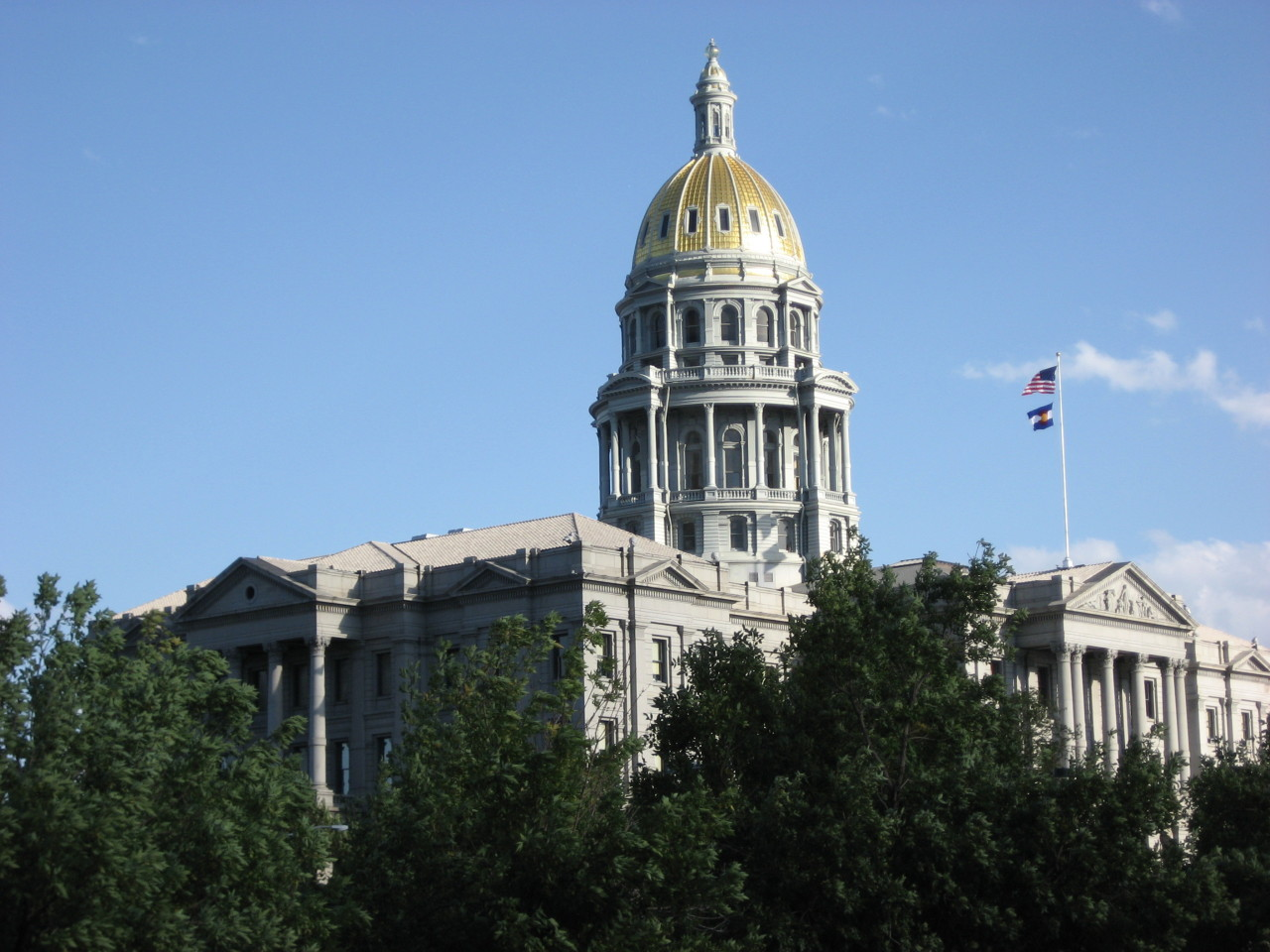 State Capitol - Denver, Colorado