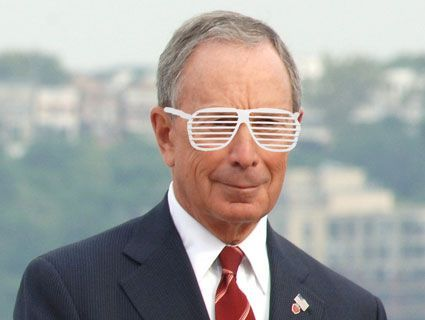 Michael Bloomberg goes all Kanye on stop-and-frisk critics. You know, because people who complain about systemic racial profiling are the real racists.