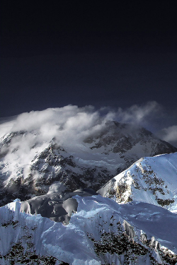 snow uploads alaska landscape mountains scenery leah8