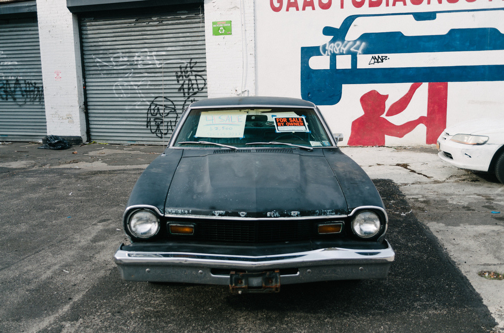 Car  Williamsburg, Brooklyn