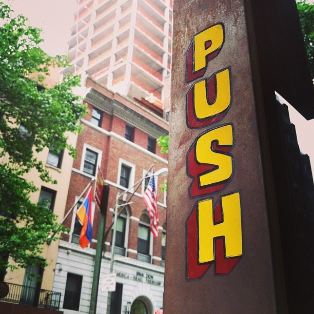 Push (at Salvation Taco)