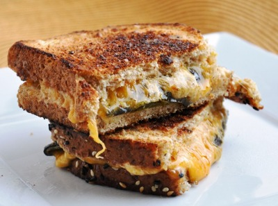 Jalapeno Popper Cream Cheese Sandwich Recipe