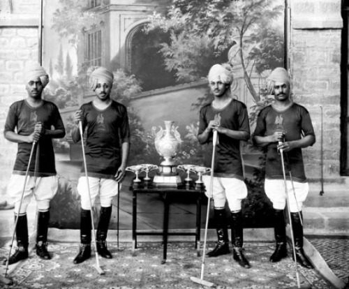 sisterwolf:  Jodpur Polo Team, 1925