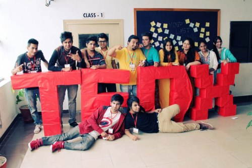 And the day when you live your dream. TEDxSialkot. I am sop proud of all my team. This was one awesomest day in my life.