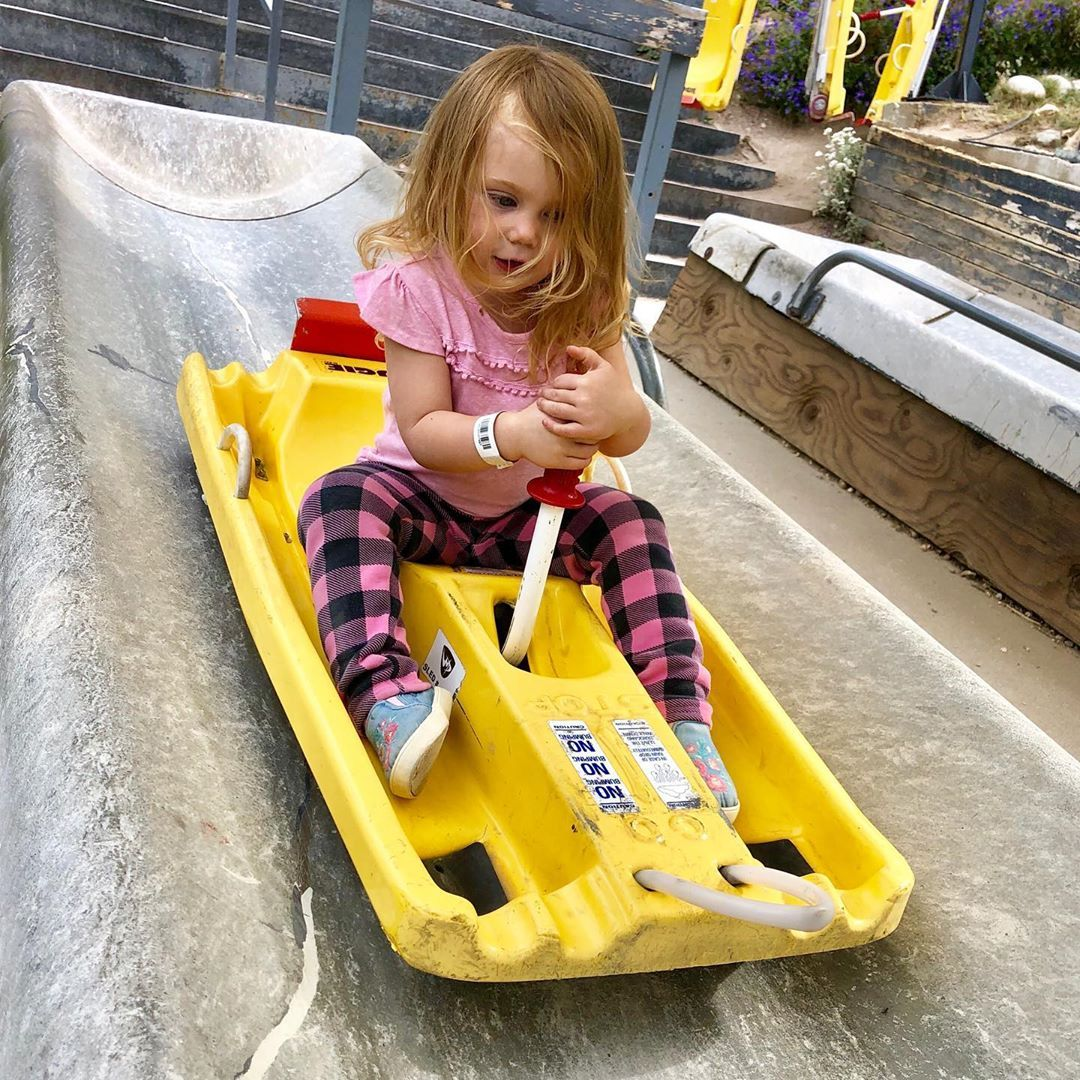Alpine Slide - Year 2! My dad took me on The Gondola for my first ever gondola ride to the top of @winterparkresort too! Can't wait to go to sleep and wake up to snow ❄️! (at The Gondola)https://www.instagram.com/p/B13pp_Pl87S/?igshid=1c80ompemcxnx