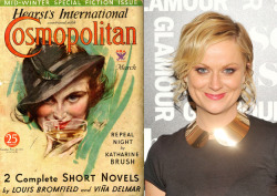 buzzfeed:  Breaking: We found proof that Amy Poehler is an ageless immortal.