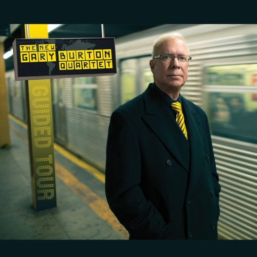 "The New Gary Burton Quartet - ""Guided Tour""… 70 years of fresh music…The New Gary Burton Quartet - ""Guided Tour"" (2013): A creative collective indeed. Dazzling music exhaling inspirational richness, sparkling rhythms, virtuosic skills and lots of fulfilling ballads. Clearly, one more ""must"" album for 2013…"