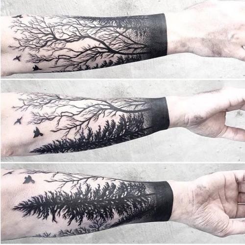 5daf386d5da2f art tree tattoos tattoo artist bird adelaide sleeve bird tattoo blackwork  tattoo sleeve black tattoo stipple tree tattoo caitlin thomas stipple tattoo  ...