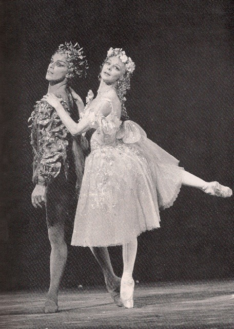 theballetblog:  Sir Anthony Dowell and Dame Antoinette Sibley