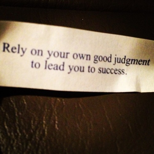 #Monday #inspiration. #Success #fortune #fortunecookie #ambition #yourock #takecontrol #goforit