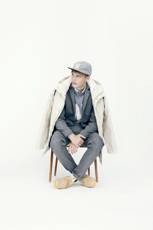 sm4ckkk:  Norse Projects AW12 Lookbook