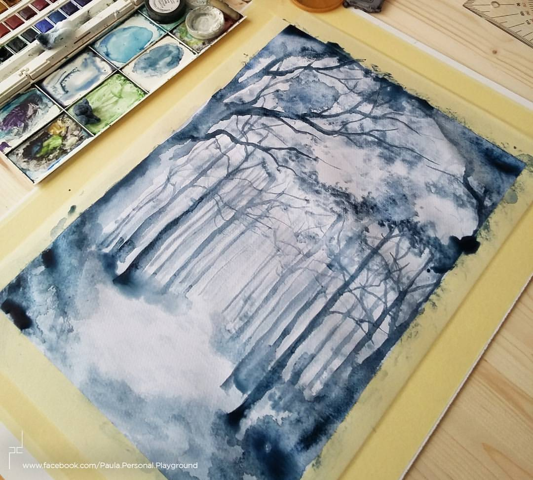 I feel like winter and snow are almost here.