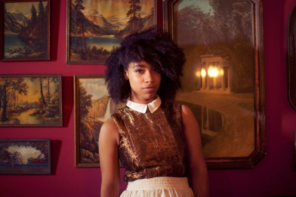 Lianne La Havas One of my FAVORITE artist … She has such an AMAZING voice. A vert talented artist indeed .