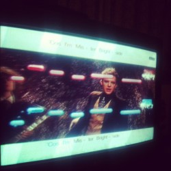 Karaoke wasn't on. Singstar it is :) #Singstar #unidays