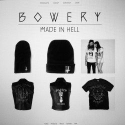 The online store is now bleeding. Get in quick. BOW3RY.COM