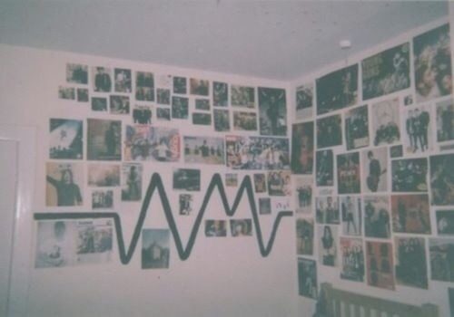 Tumblr bedroom on tumblr Decorating walls with posters