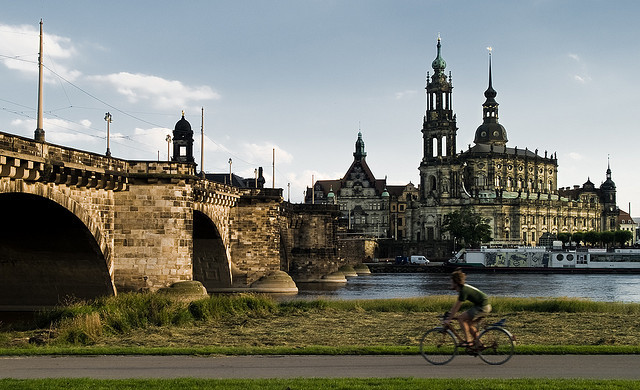 villesdeurope:  Dresden, Germany   I've been there!